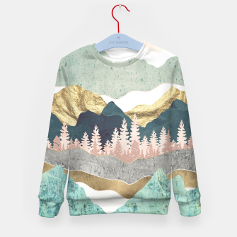 Thumbnail image of Summer Vista Kid's sweater, Live Heroes
