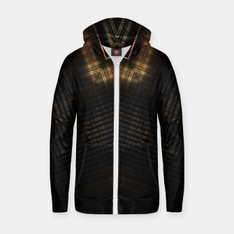 Thumbnail image of Aurimoth Cotton zip up hoodie, Live Heroes