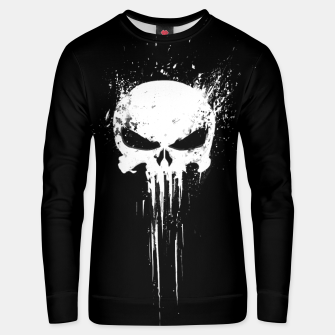 Thumbnail image of punisher Cotton sweater, Live Heroes