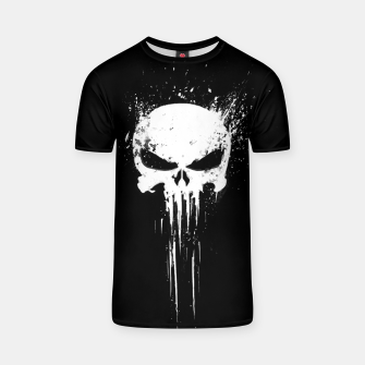 Thumbnail image of punisher T-shirt, Live Heroes