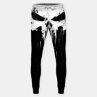 Thumbnail image of punisher Cotton sweatpants, Live Heroes