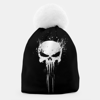 Thumbnail image of punisher Beanie, Live Heroes