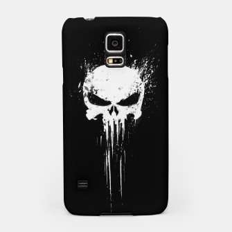 Thumbnail image of punisher Samsung Case, Live Heroes