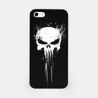 Thumbnail image of punisher iPhone Case, Live Heroes