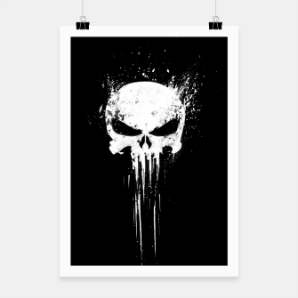 Thumbnail image of punisher Poster, Live Heroes