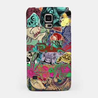 Thumbnail image of Color Stickers Samsung Case, Live Heroes