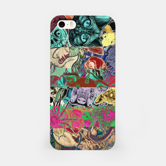 Thumbnail image of Color Stickers iPhone Case, Live Heroes