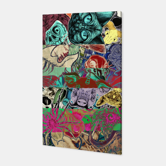 Thumbnail image of Color Stickers Canvas, Live Heroes