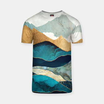 Thumbnail image of Blue Whale T-shirt, Live Heroes