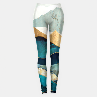 Thumbnail image of Blue Whale Leggings, Live Heroes