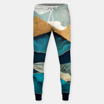 Thumbnail image of Blue Whale Cotton sweatpants, Live Heroes
