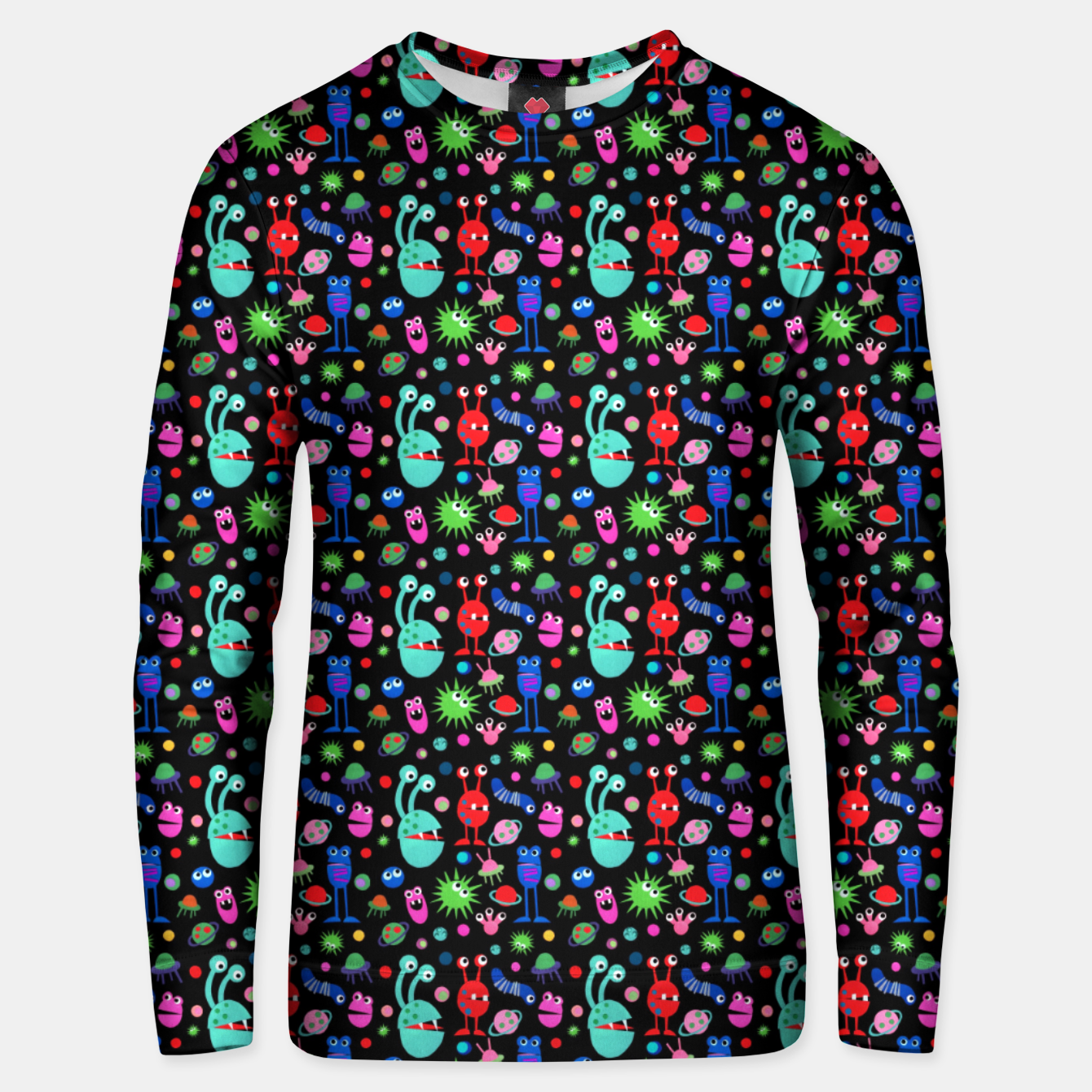 Image of Monsters of the Universe – Cotton sweater - Live Heroes