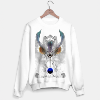 Thumbnail image of Taidushan Sai Faux Painting Sweater regular, Live Heroes