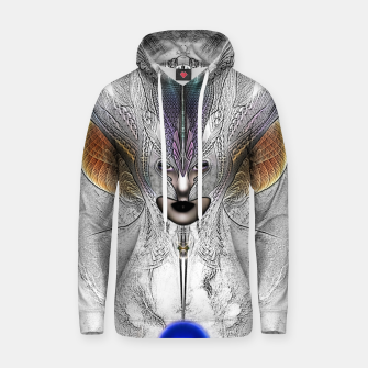 Thumbnail image of Taidushan Sai Faux Painting Cotton hoodie, Live Heroes