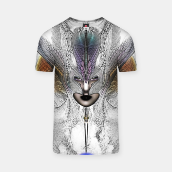 Thumbnail image of Taidushan Sai Faux Painting T-shirt, Live Heroes