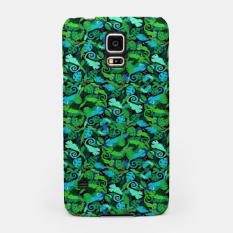 Thumbnail image of Chameleons in the Forest – Samsung Case, Live Heroes