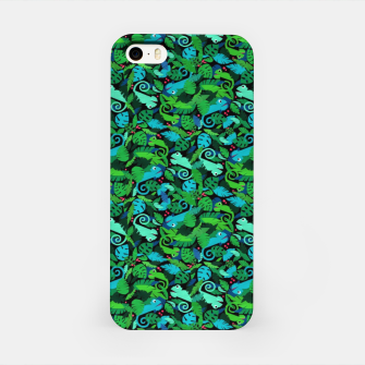 Thumbnail image of Chameleons in the Forest – iPhone Case, Live Heroes