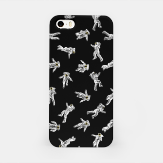 Too Many Astronauts iPhone Case thumbnail image