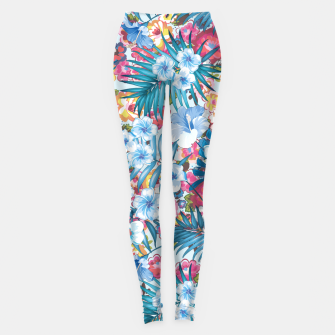 Miniaturka Flower Happiness Leggings, Live Heroes