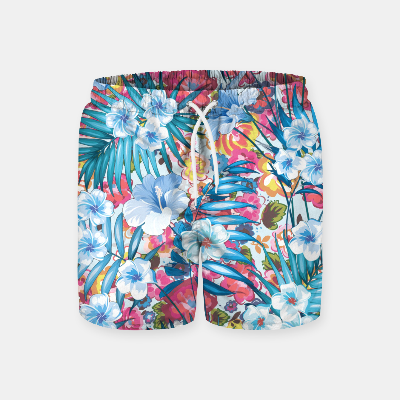 Foto Flower Happiness Swim Shorts - Live Heroes
