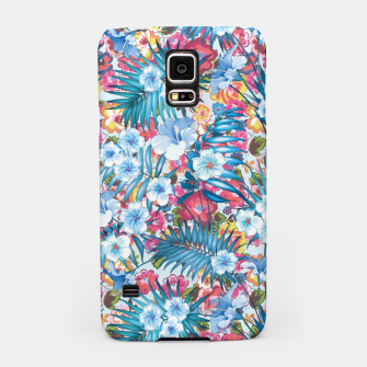 Flower Happiness Samsung Case miniature
