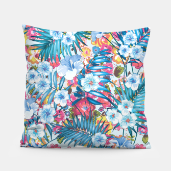 Flower Happiness Pillow miniature