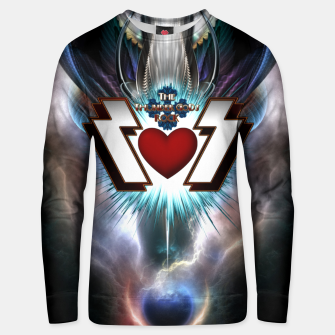 Thumbnail image of The Thunder Gods Rock Cotton sweater, Live Heroes