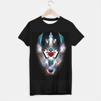 Miniaturka The Thunder Gods Rock T-shirt regular, Live Heroes