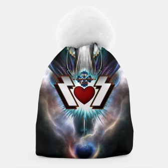 Thumbnail image of The Thunder Gods Rock Beanie, Live Heroes