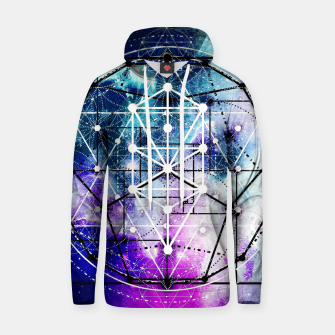 Thumbnail image of Intertwined Cotton hoodie, Live Heroes