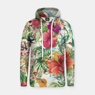 Thumbnail image of Party Birds Cotton hoodie, Live Heroes