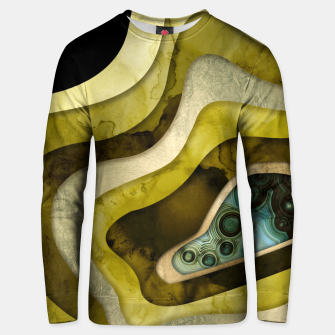 Thumbnail image of Agate Abstract II Cotton sweater, Live Heroes