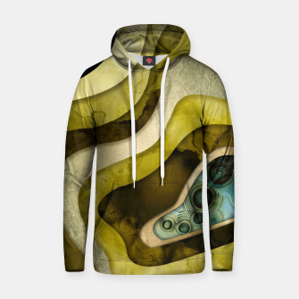 Thumbnail image of Agate Abstract II Cotton hoodie, Live Heroes