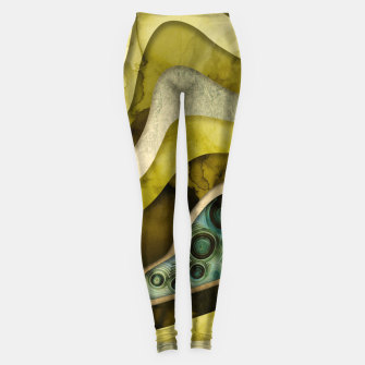 Thumbnail image of Agate Abstract II Leggings, Live Heroes