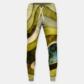 Thumbnail image of Agate Abstract II Cotton sweatpants, Live Heroes