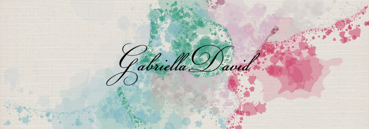 Gabriella David background image, Live Heroes