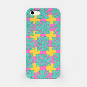 Thumbnail image of Party palms iPhone Case, Live Heroes