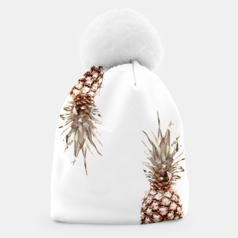 Thumbnail image of Two pineapples Beanie, Live Heroes