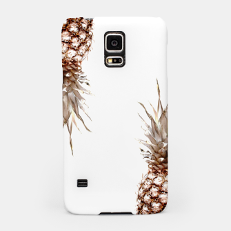 Thumbnail image of Two pineapples Samsung Case, Live Heroes