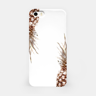 Thumbnail image of Two pineapples iPhone Case, Live Heroes