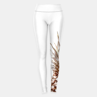 Thumbnail image of Two pineapples Leggings, Live Heroes
