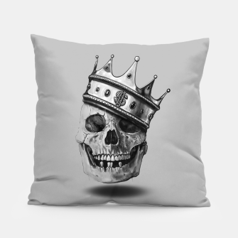 Thumbnail image of The Hustler Pillow, Live Heroes