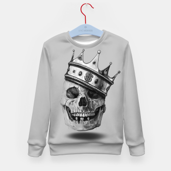 Miniature de image de The Hustler Kid's sweater, Live Heroes