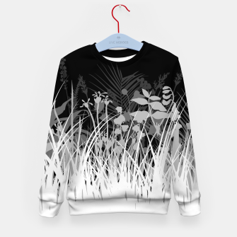 Thumbnail image of Secret Garden Kid's sweater, Live Heroes