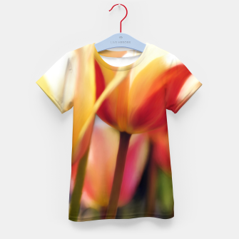"""Thumbnail image of """"TULIPS"""" T-Shirt für kinder, Live Heroes"""