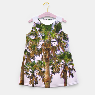Miniature de image de Vacay-V2 Girl's summer dress, Live Heroes