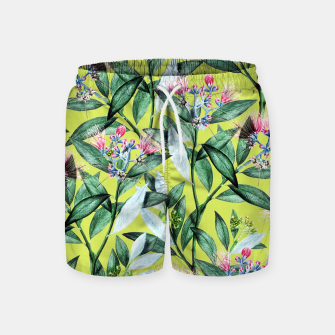 Thumbnail image of Floral Cure Swim Shorts, Live Heroes