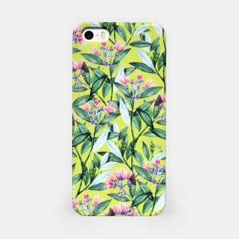 Floral Cure iPhone Case Bild der Miniatur