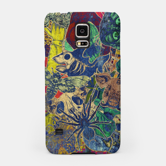 Thumbnail image of Second Color Stickers Samsung Case, Live Heroes