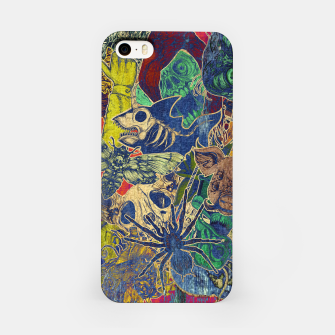Thumbnail image of Second Color Stickers iPhone Case, Live Heroes